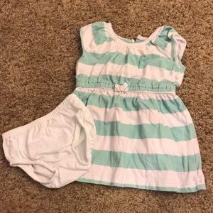 Baby sun dress